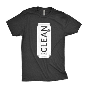 "CLEAN Cause ""Can"" Tee"