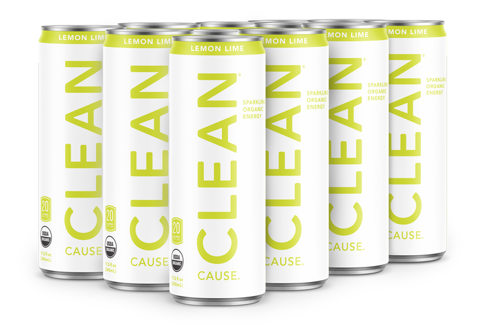 *LIMITED TIME ONLY* Lemon Lime Sparkling Energy