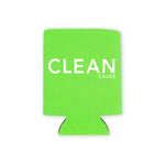 CLEAN Cause Koozies, Pack of 4