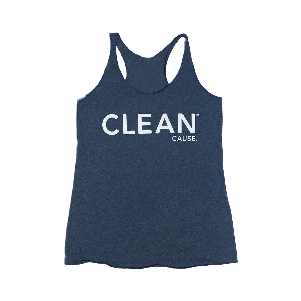 CLEAN Tank Top - Blue