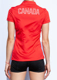 Women's Nike Team Canada Victory Polo