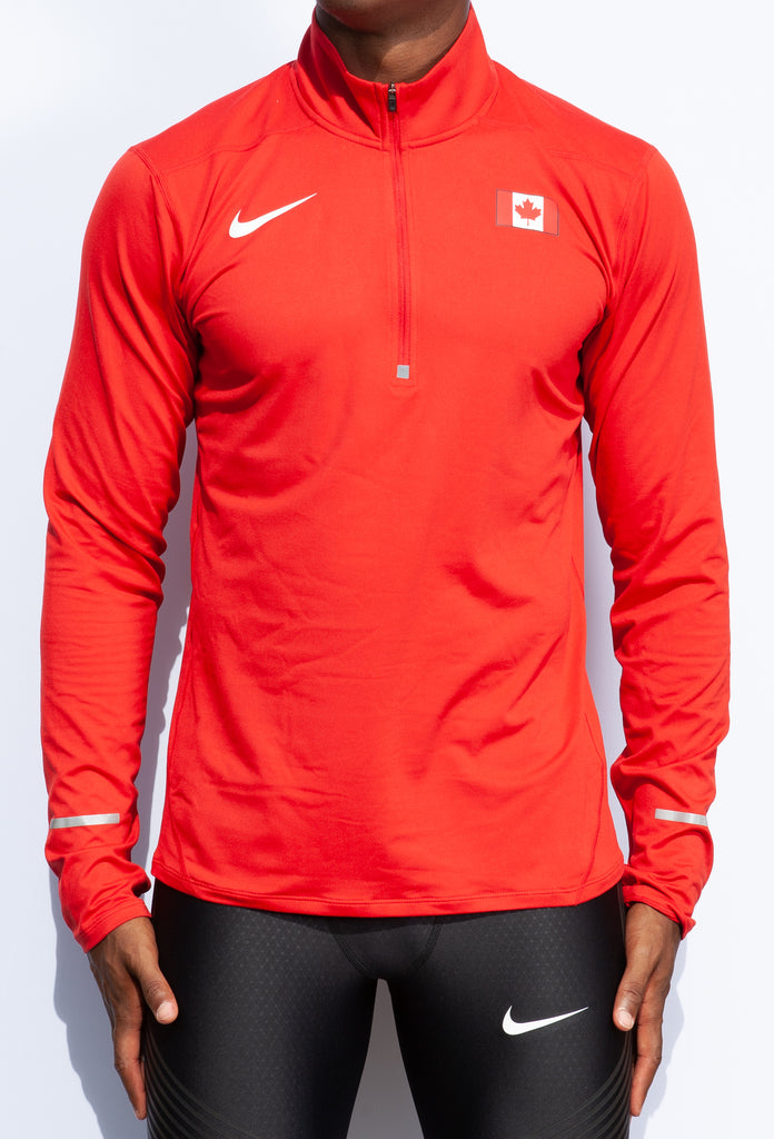 Nike Dry Element Men's Team Canada Long Sleeve