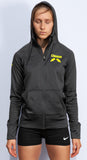 Nike Women's Therma-FIT Canada Track and Field Zip Hoodie