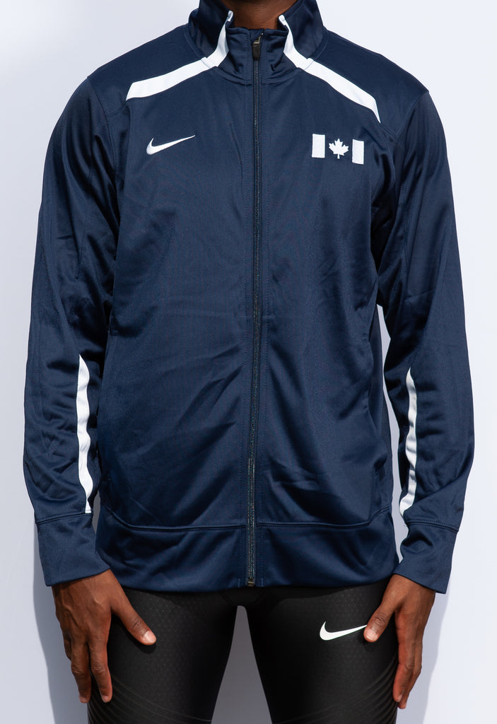 Men's Nike Athletics Canada Overtime Track Jacket
