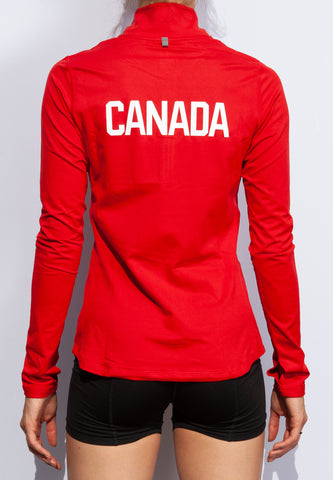 Nike Dry Element Women's Team Canada Long Sleeve