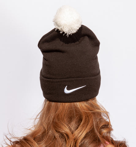 Nike Athletics Canada Removable Pom Beanie