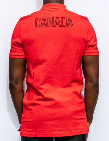 Men's Nike Grand Slam Team Canada Polo