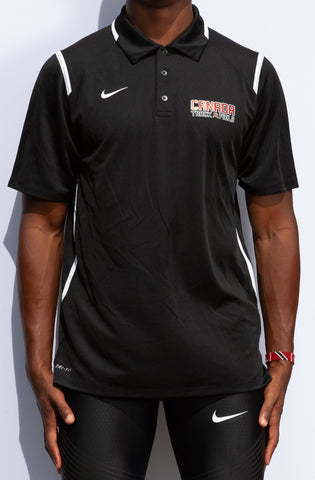 Nike Men's Game Day Canada Track and Field Polo