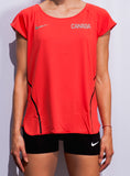 Nike Run Free Framed Women's Short Sleeve