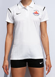 Nike Women's Game Day Athletics Canada Official Polo