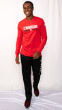 Men's Nike Canada Track & Field Long Sleeve Crew