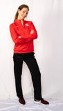 Women's Nike Canada Track & Field Therma 1/4 Zip Top