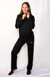 Women's Nike Canada Track & Field Therma Full-Zip Hoodie