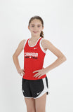 Girl's Canada Track & Field Nike Dry Tank