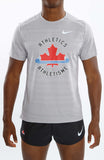 Men's Nike Athletics Canada Miler Short-Sleeve Running Top