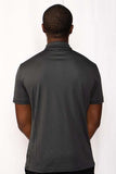Men's Nike Athletics Canada Short Sleeve Coach Polo