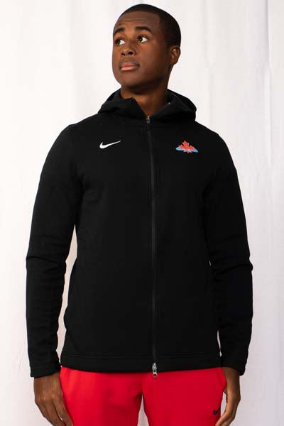 Men's Athletics Canada Nike Dry Showtime Hoodie