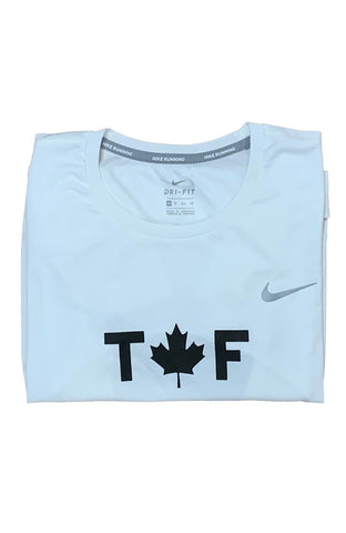 Women's Nike Canada Track & Field Short Sleeve