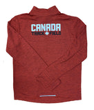 Men's Nike Canada Track & Field Half-Zip Pacer Top