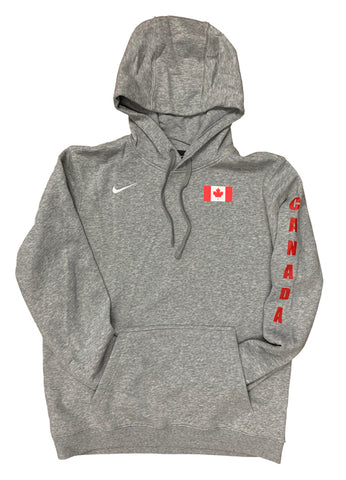 Men's Nike Team Canada Fleece Club Hoodie