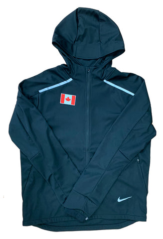 Men's Nike Canada Track & Field Shield Warm-Up Jacket
