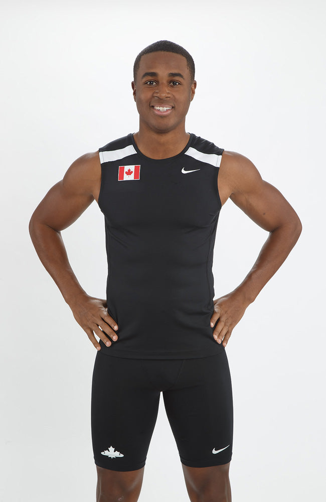 Men's Athletics Canada Nike Power Race Day Half Tight