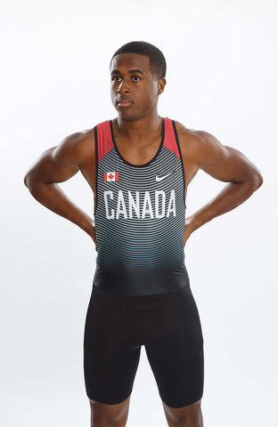 Men's Nike Team Canada Replica Unitard