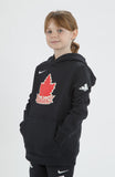 Youth Nike Vintage Athletics Canada Fleece Hoodie