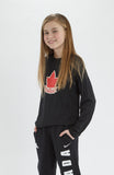 Youth Nike Vintage Athletics Canada Long Sleeve