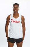 Men's Nike Team Canada Training Tank