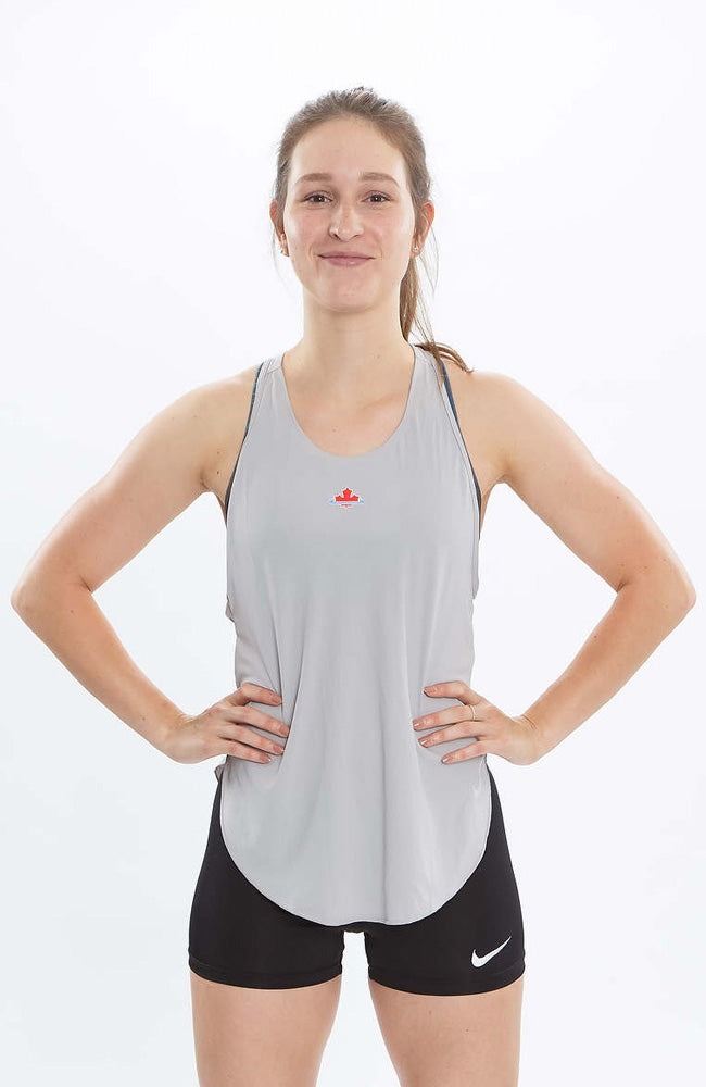 Women's Nike Athletics Canada City Sleek Running Tank