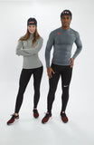 Women's Athletics Canada Nike Pro Hyperwarm Compression Mock