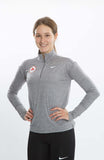 Women's Nike Athletics Canada Half-Zip Running Top