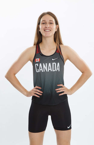 Women's Nike Team Canada Replica Singlet