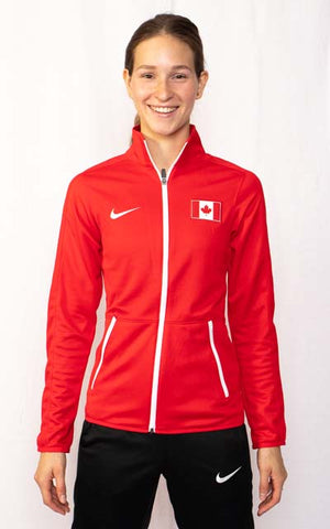 Women's Nike Team Canada Rivalry Jacket