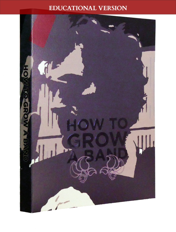 How To Grow A Band Educational DVD and Blu-Ray