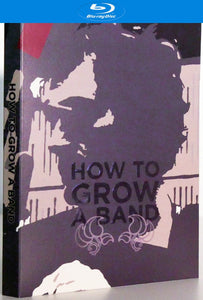 How To Grow A Band Limited-Edition Deluxe 2-Disc Set Blu-Ray