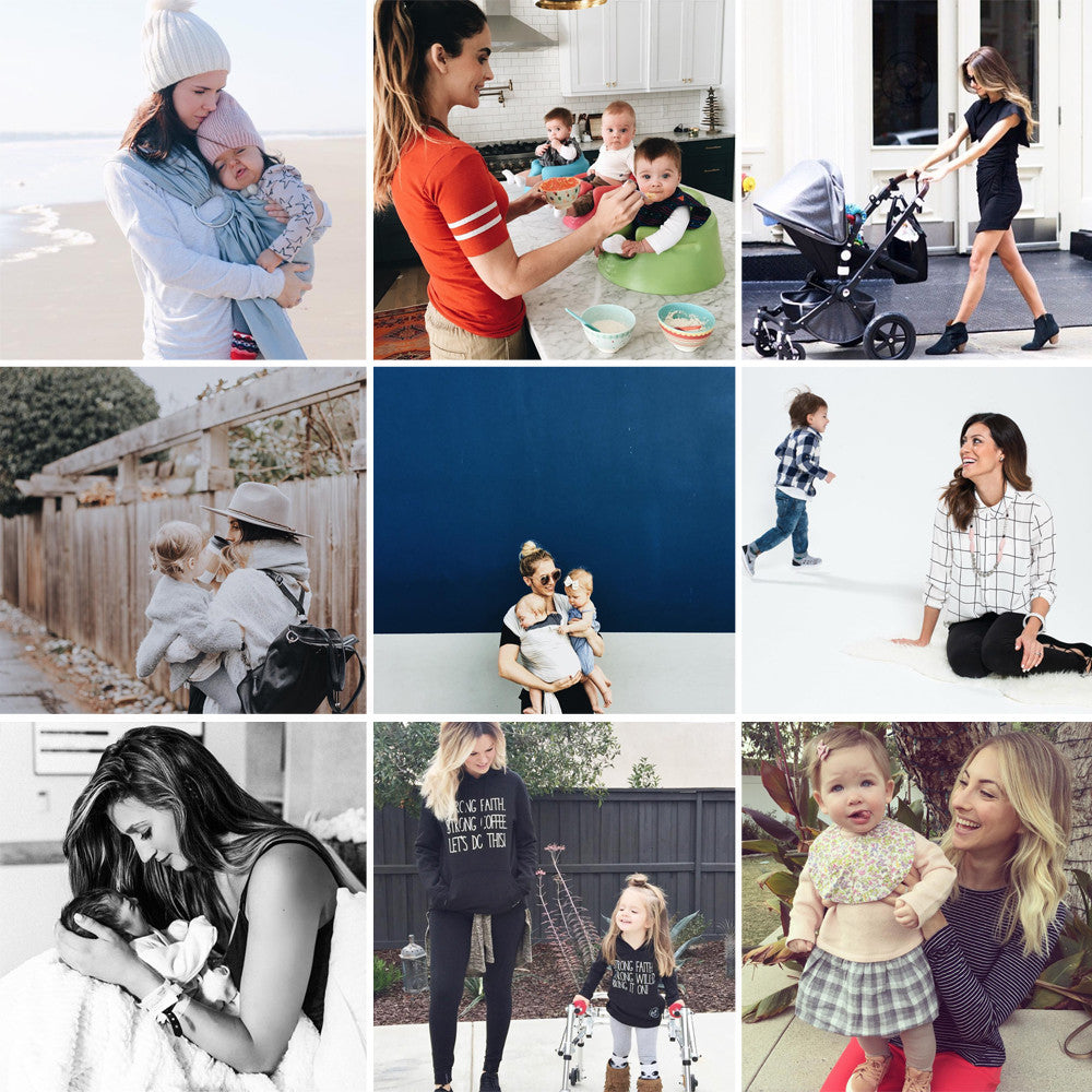 10 Best Instagram Moms to Follow This Year