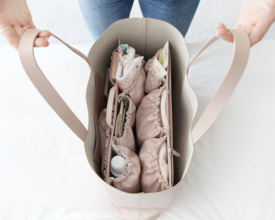 5 Steps to Cleaning Out Your Handbag