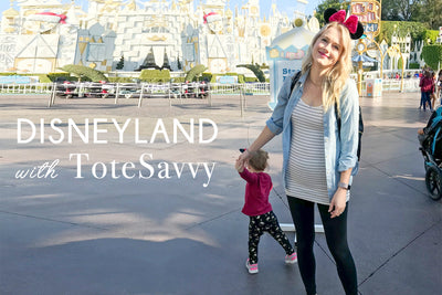 How Our CEO Packs Her ToteSavvy for Disneyland