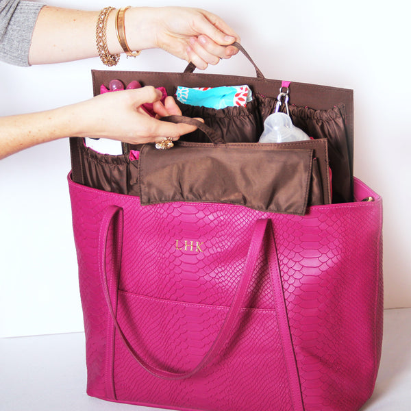 How to Properly Switch Totes While Using ToteSavvy