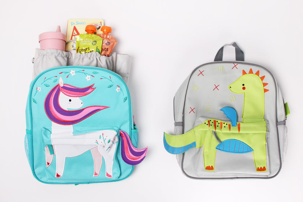 Toddler Backpacks to Use with ToteSavvy Mini or Bottle Bag