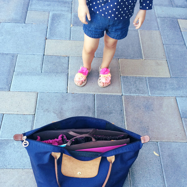 How to Pack a Diaper Bag When Potty Training Your Toddler