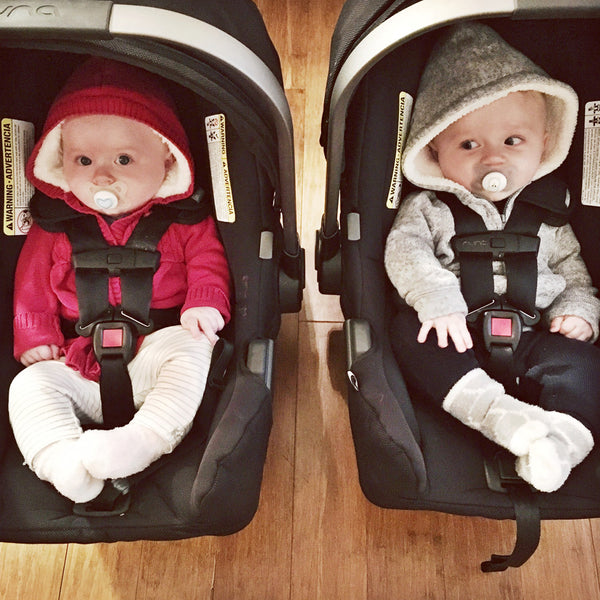 How to Pack a Diaper Bag (or ToteSavvy!) for Twins