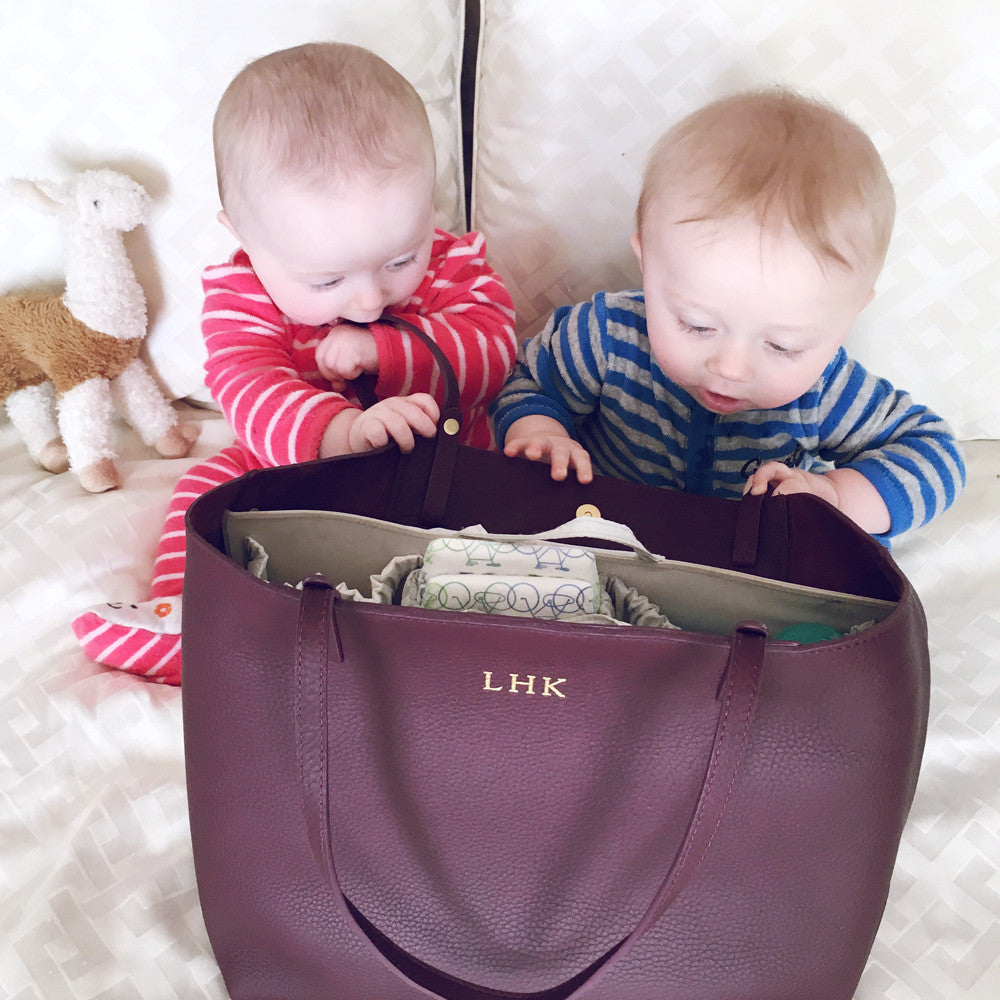 Diaper Bag Essentials for Twins