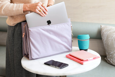 Deluxe Is the Ultimate Work Bag Organizer