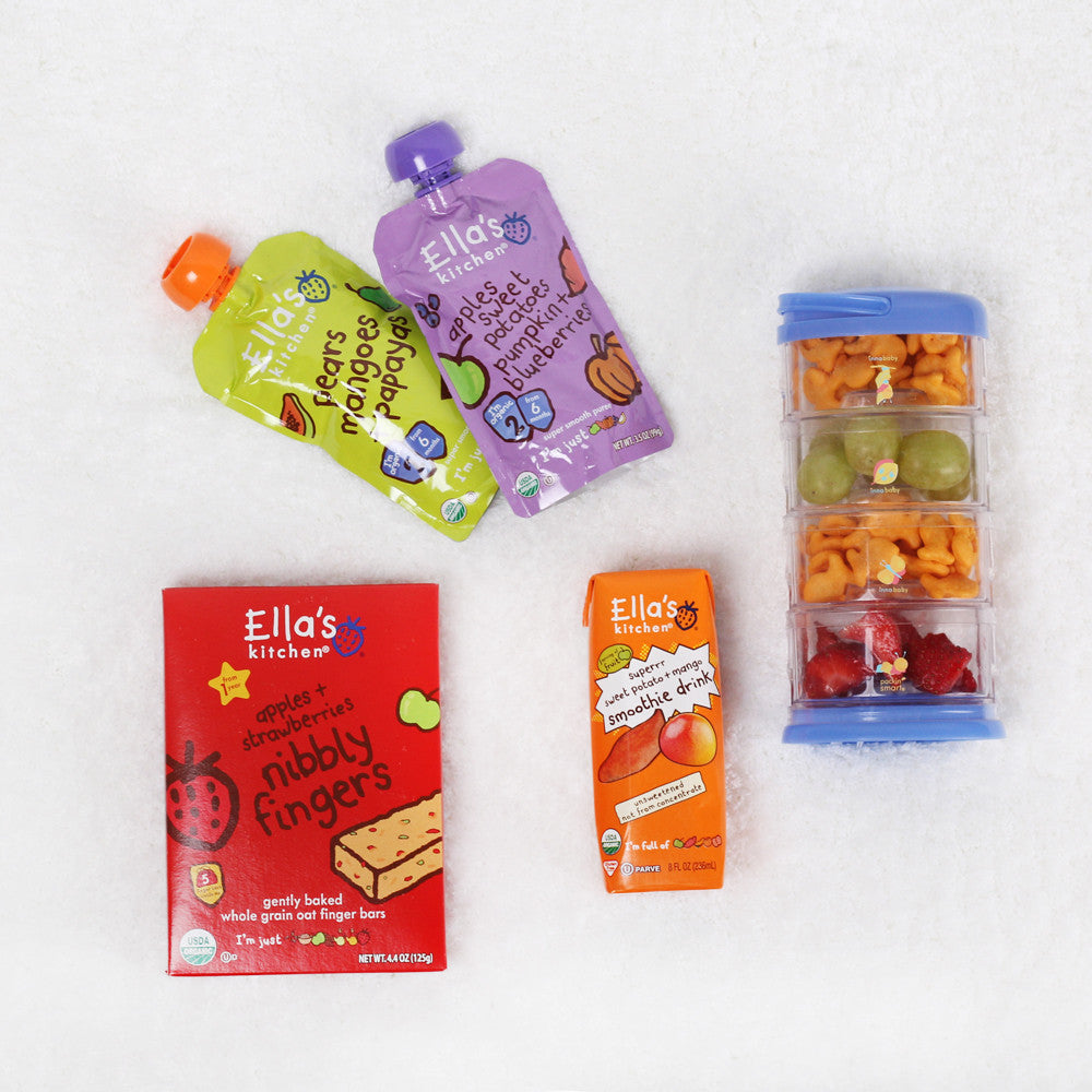 Our Favorite Toddler Snacks