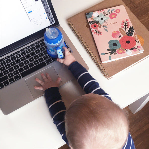 Tips to Organize Your Day From a Working Mom