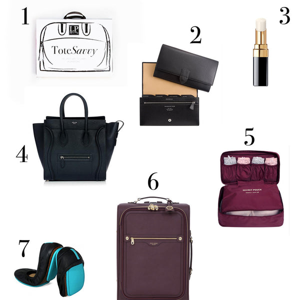 Jetsetter Essentials