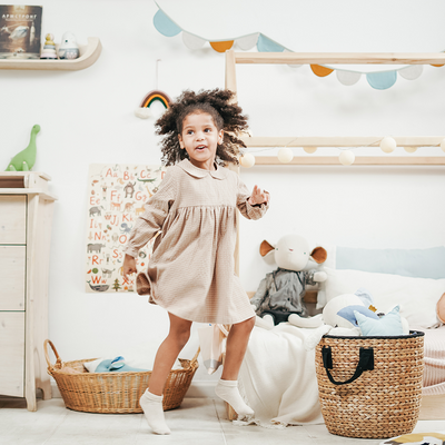 5 things to consider when you're organizing your kids' playroom